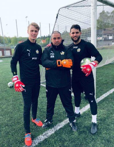 JOHAN, JUAN & FERHAT Hisingsbacka FC