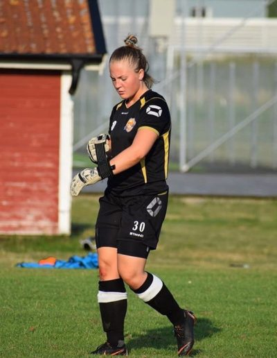 RONJA ANDERSSON Kungsbacka DFF